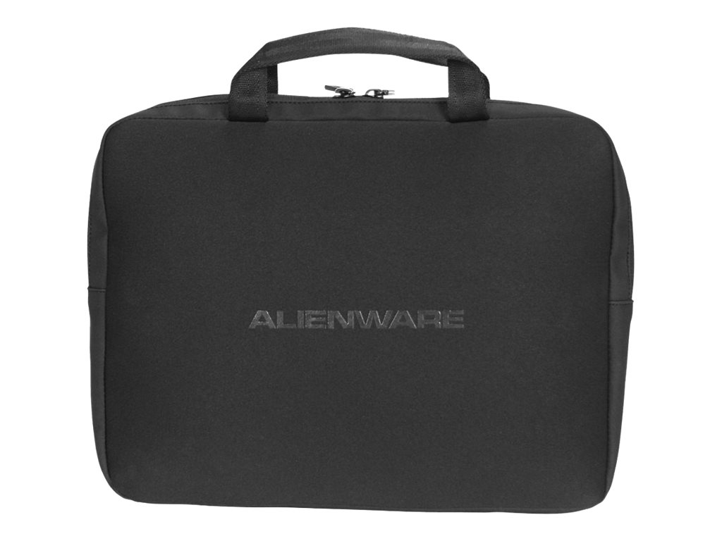 Mobile Edge Vindicator Neoprene Sleeve for 17 Laptops, Black, AWVNS17, 17562296, Carrying Cases - Notebook
