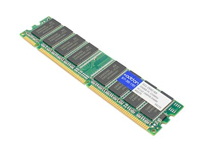ACP-EP 256MB PC133 168-pin DDR SDRAM DIMM for Select Dimension Models, 311-2502-AA, 18198596, Memory