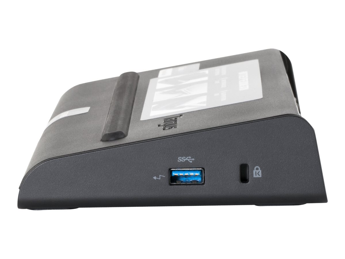 Open Box Targus Universal USB 3.0 Docking Station, ACP77USZ, 31646331, Docking Stations & Port Replicators