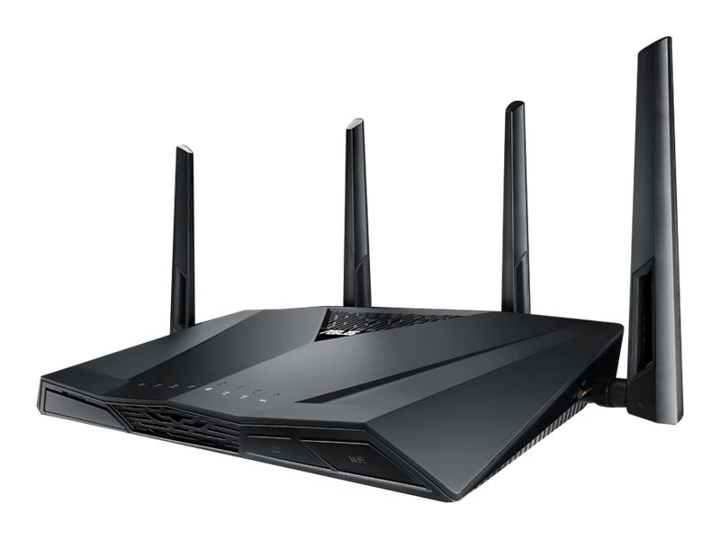 Asus RT-AC3100 Dual Band Wireless 128MB Flash 512MB, RT-AC3100, 30814937, Wireless Access Points & Bridges
