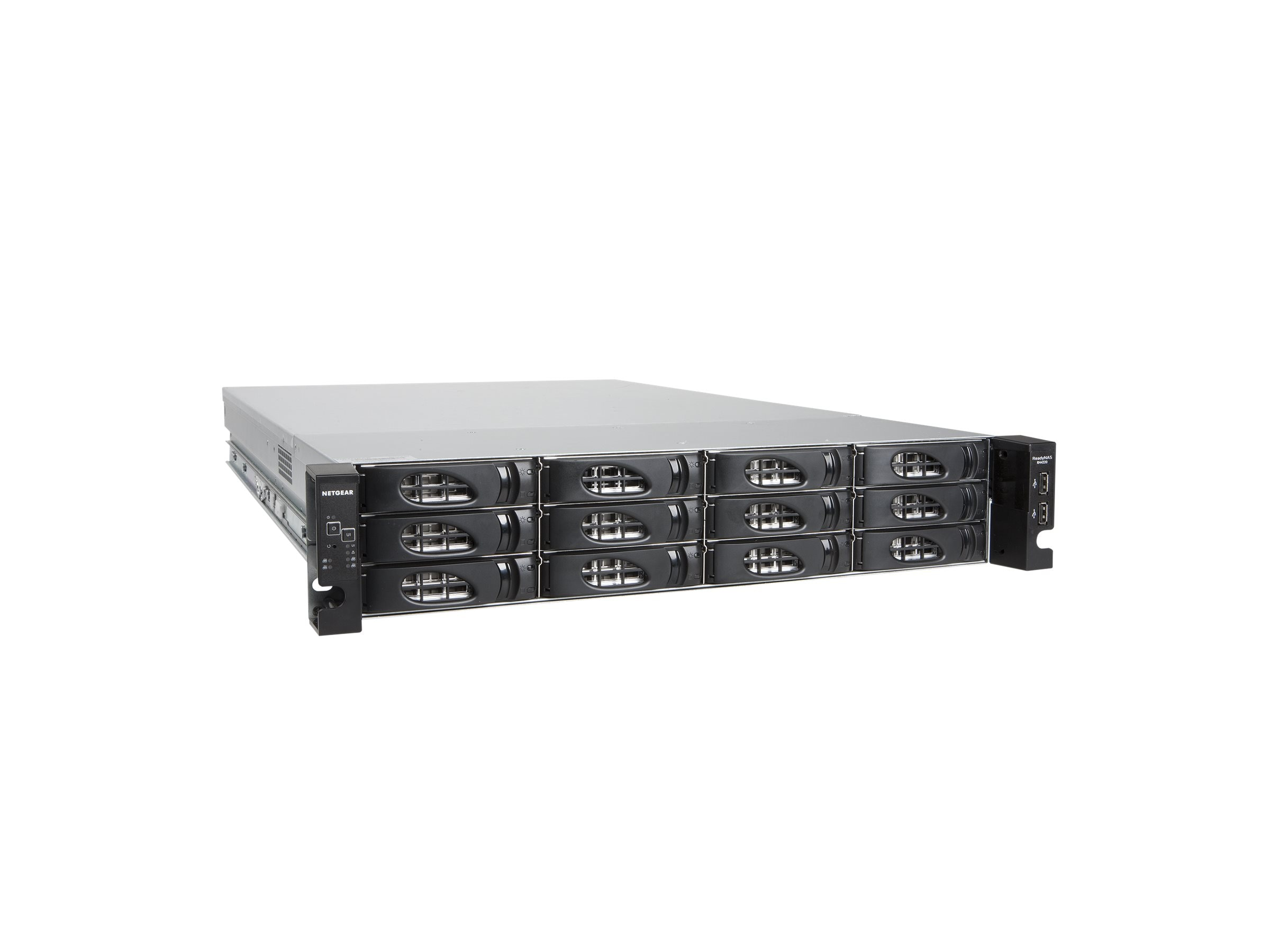 Netgear 24TB ReadyNAS 4220X NAS Server, RN422X122-100NES, 16055727, Network Attached Storage