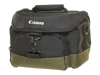 Canon Deluxe Gadget Bag 100EG (Holds 1-2 Cameras and 3-4 Lenses), 6227A001