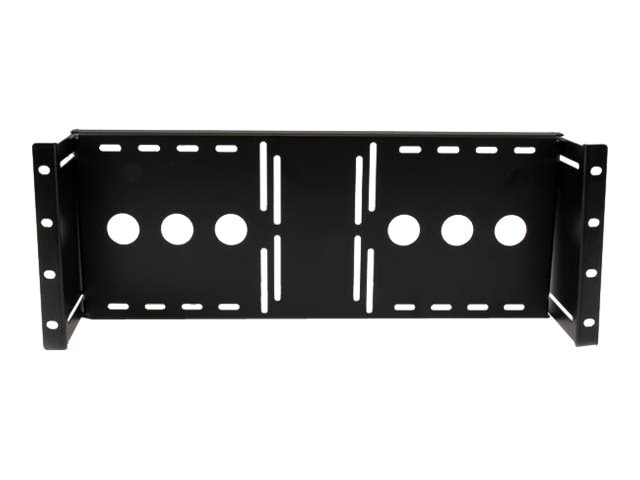 StarTech.com VESA Rack Monitor Mounting Bracket, RKLCDBK, 9970855, Rack Mount Accessories