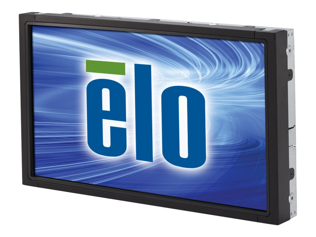 ELO Touch Solutions 15.6 1541L LED-LCD IntelliTouch Plus Touchscreen Monitor, Black, E606625, 16975726, Monitors - LED-LCD
