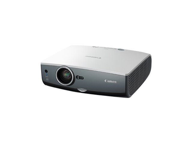 Canon REALiS SX80 Mark II D LCD Projector