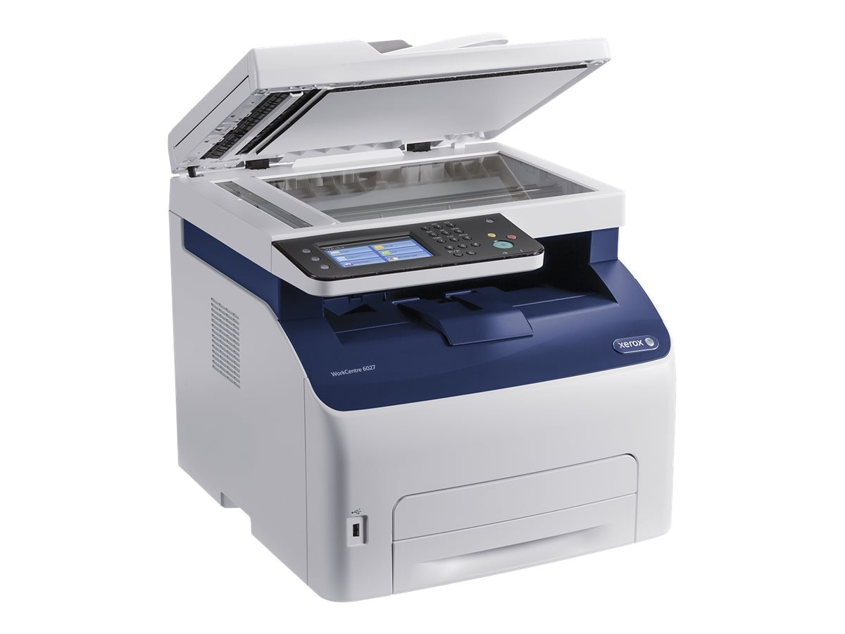 Xerox WorkCentre 6027 Multifunction Color LED Printer, 6027/NI