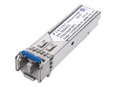 Finisar 1310NM DFB Pin OC-12 LR-1 622Mbps Transceiver, FTLF1422P1BTL, 13789178, Network Transceivers
