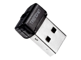 TRENDnet Micro Wireless N USB Adapter, TEW-648UBM, 12251501, Wireless Adapters & NICs