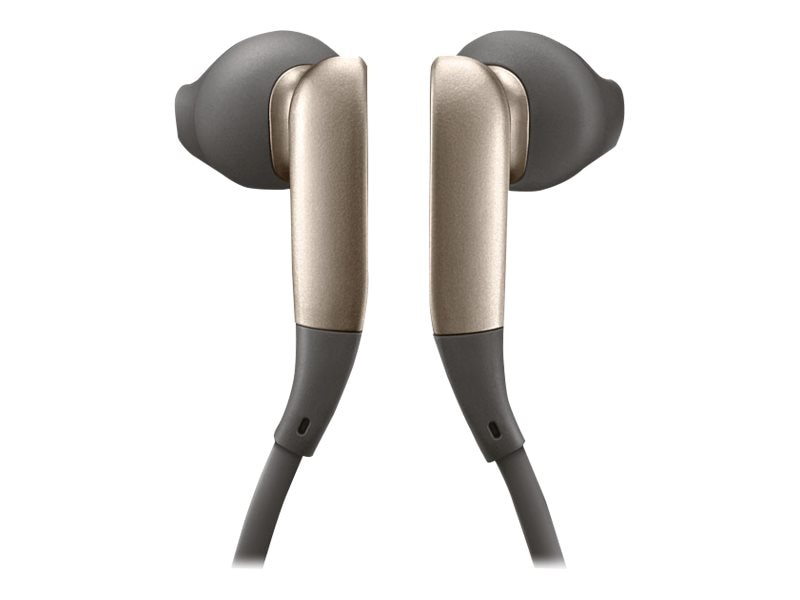 Samsung Level U Wireless Headphones - Gold, EO-BG920BFEBUS