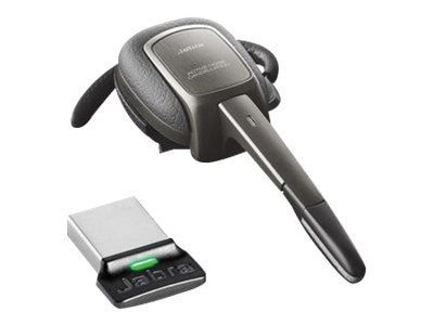 Jabra Supreme UC Noise Cancelling Bluetooth Headset, 5078-230-305, 14053963, Headsets (w/ microphone)