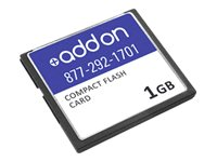 Add On Cisco Compatible 1GB Compact Flash Memory Card
