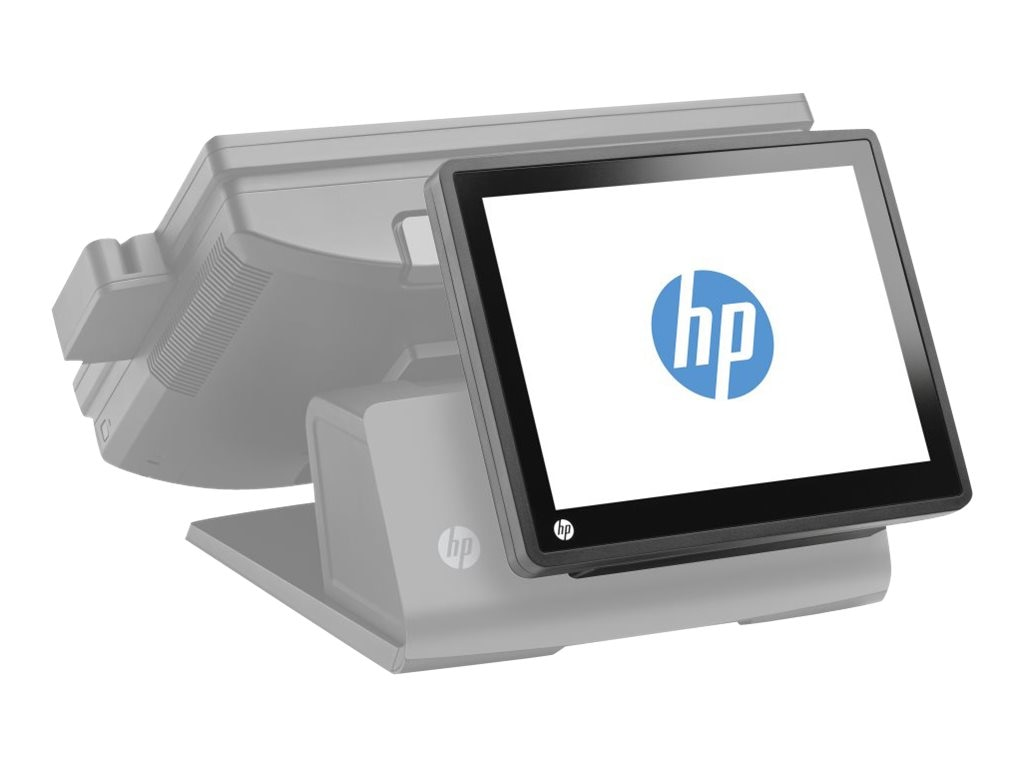 HP 10.4 RP7 LED-LCD Customer Facing Display, QZ702AA, 14793662, Monitors - LED-LCD
