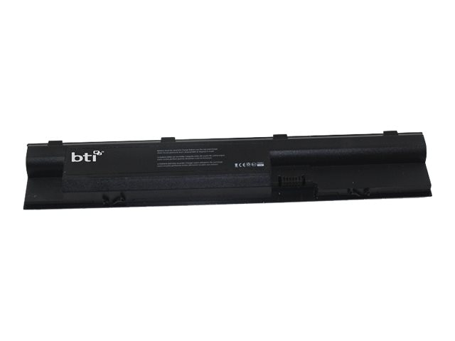 BTI 6-Cell Battery for HP ProBook 440 445 450 455 H6L27AA H6L26UT 707616-221 FP06, HP-PB440