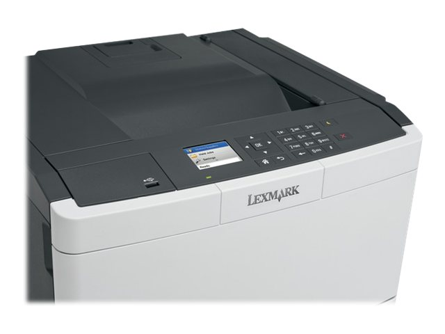 Lexmark CS410n Color Laser Printer (TAA & Schedule 70 Compliant), 28DT010