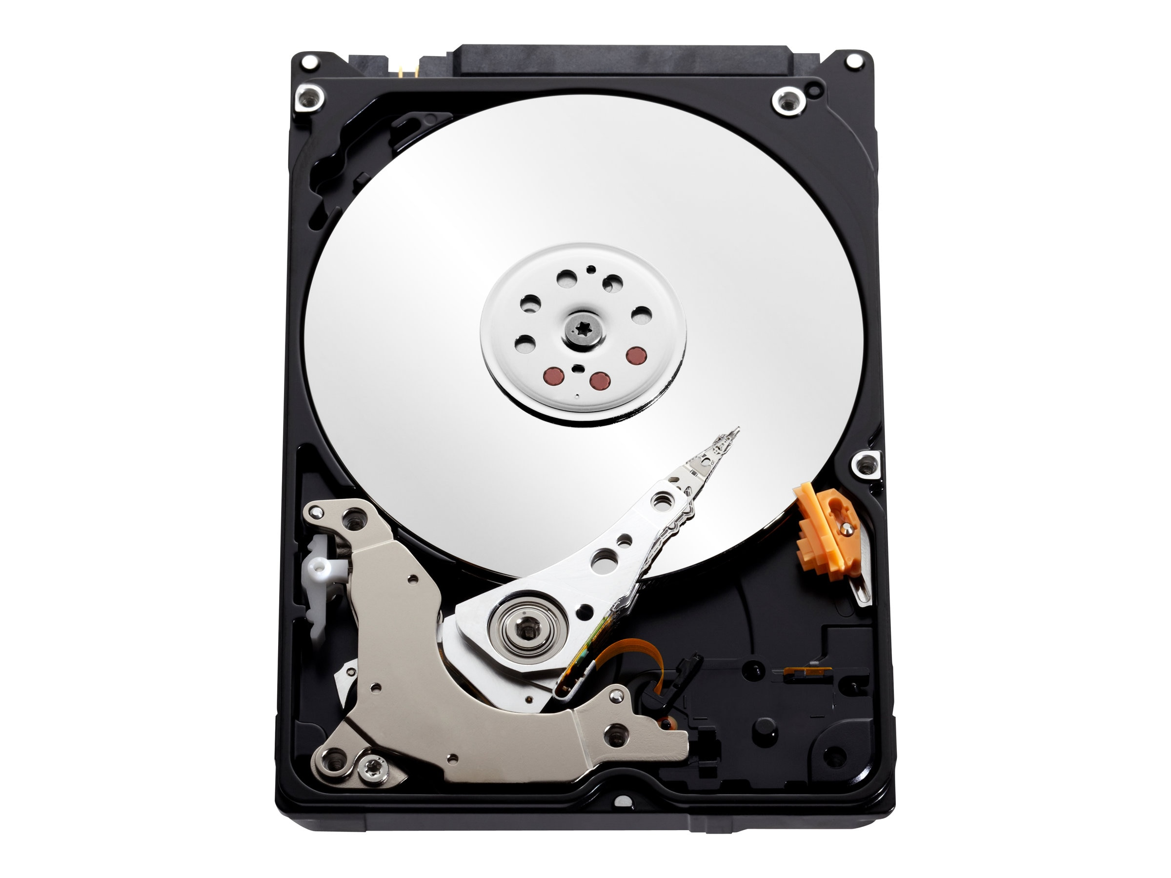 WD 1TB WD Blue SATA 6Gb s 2.5 Internal Hard Drive, WD10JPVX, 15593611, Hard Drives - Internal