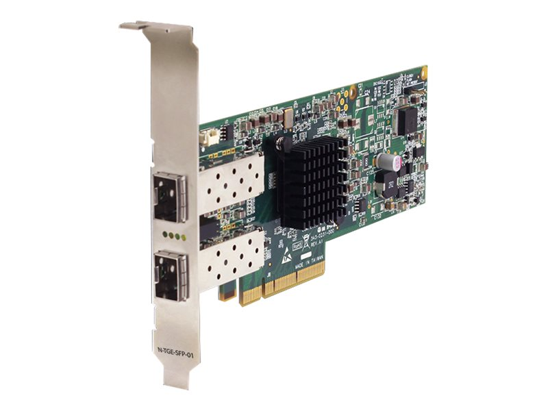 Transition 10 Gigabit Ethernet PCIe Fiber NIC