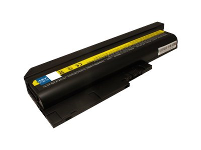 Add On Li-Ion Notebook Battery 10.8V 7800mAh 86Wh 9-cell 41++ for Lenovo, 40Y6797-AA, 20660268, Batteries - Notebook