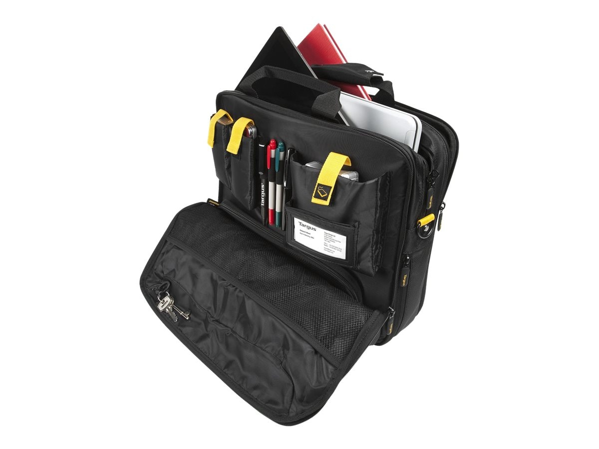 Targus 15.4 CityGear New York Notebook Case, TCG400, 5184291, Carrying Cases - Notebook