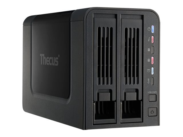 Thecus Tech N2310 NAS Server, N2310, 16483377, Network Attached Storage