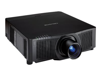 Christie LWU601i-D WUXGA 3LCD Projector, 6000 Lumens, White, 121-036100-01, 31091371, Projectors