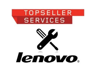 Lenovo TopSeller Services 4-year NBD Onsite + Keep Your Drive, 5PS0G89842