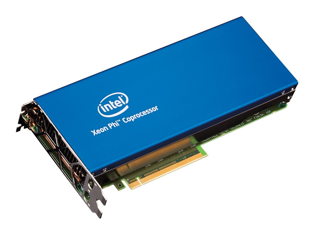 Intel Processor, Xeon Phi 57C 3120P 1.1GHz 28.5MB 300W