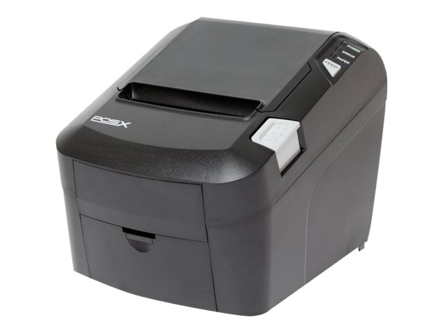 Pos-X EVO HiSpeed USB Thermal Receipt Printer - Black, EVO-PT3-1HU