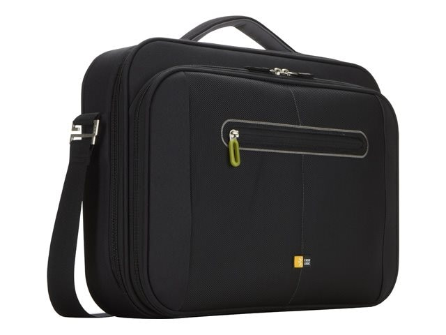 Case Logic 16 Laptop Briefcase, Black, PNC-216Black, 10983936, Carrying Cases - Notebook