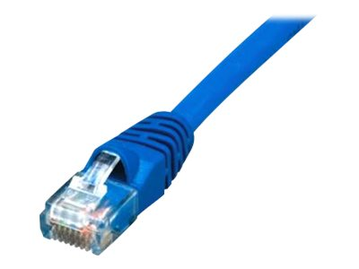 Comprehensive Cat6 Snagless Patch Cable, Blue, 50ft, CAT6-50BLU, 15786632, Cables