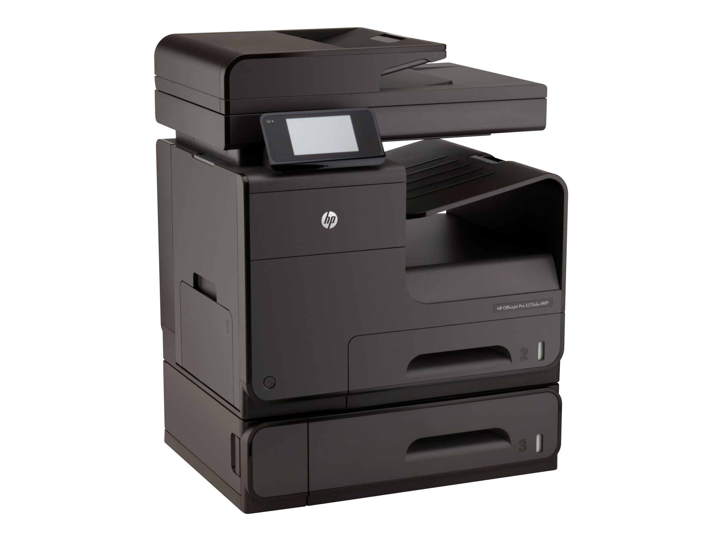 HP Officejet Pro X Series X576dw Color MFP $799 - $240 instant rebate = $559 Expires 2 29 16, CN598A#B1H