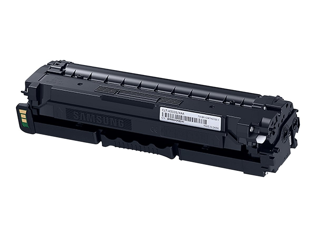 Samsung Black Toner Cartridge for SL-C3010DW & SL-C3060FW, CLT-K503S/XAA