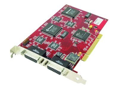 Comtrol RocketPort 32-Port RoHS PCI RS-232 422 Requires Interface, 99356-8, 6875596, Controller Cards & I/O Boards
