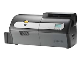 Zebra ZXP Series 7 DS USB Ethernet Card Printer w  US Power, Z72-000C0000US00, 15483455, Printers - Card