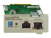 Eaton 100MB ConnectUPS Web SNMP Card for Best Dock Slot, RoHS, 116750222-001
