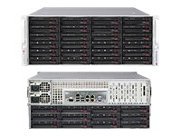 Supermicro Bundle Motherboard, E-ATX, Intel C602J with SuperChassis 847E16, SSG-6047R-E1R36L