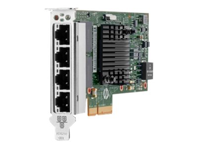 HPE 366T 4-Port 1Gb Ethernet Adapter, 811546-B21, 22711014, Network Adapters & NICs