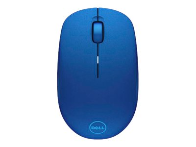 Dell WM126 Wireless Optical Mouse, Blue