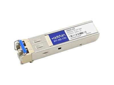 ACP-EP AddOn 100BASE-LX SFP 20KM  For Extreme, 10066-AO, 17000859, Network Transceivers