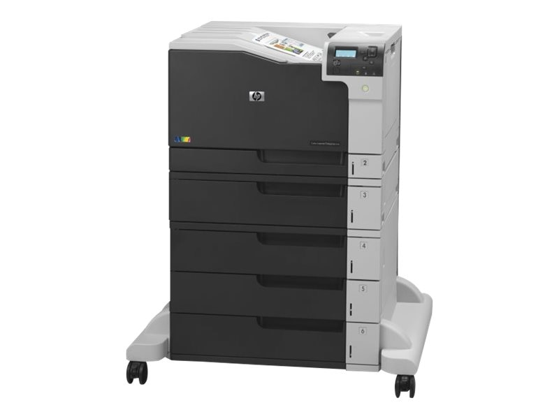 HP Color LaserJet Enterprise M750xh Printer (TAA Compliant)