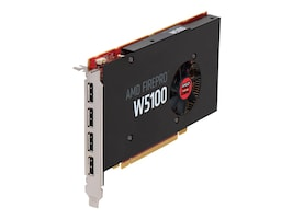 Sapphire FirePro W5100 PCIe 3.0 x16 Graphics Card, 4GB GDDR5, 100-505974, 32086873, Graphics/Video Accelerators