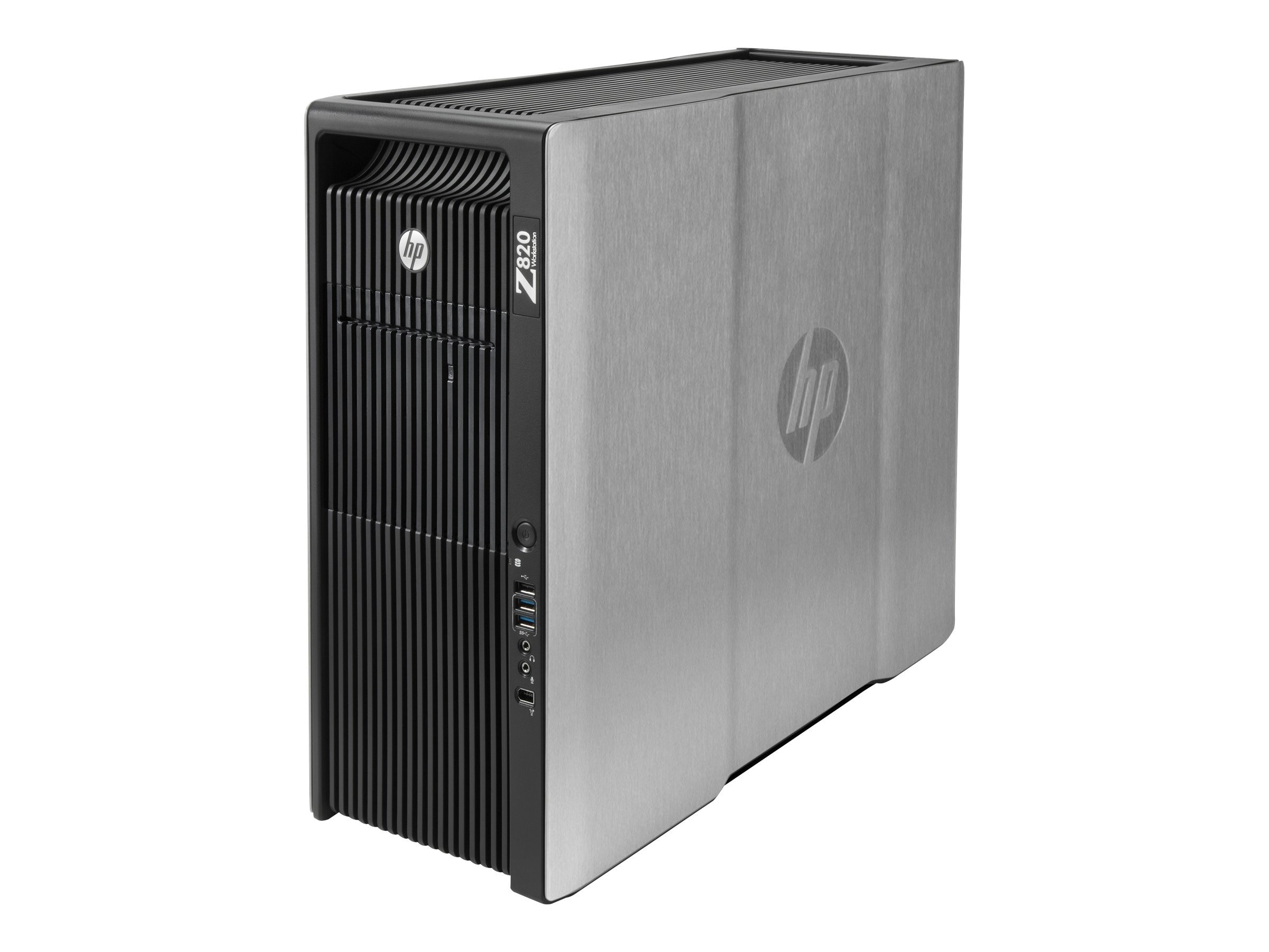 HP Z820 RMT Xeon QC E5-2643 3.3GHz 64GB 600GB SAS, J8M56US#ABA, 17488233, Workstations