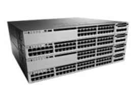Cisco Catalyst 3850 24-Port POE IP Base, WS-C3850-24P-S, 15264851, Network Switches