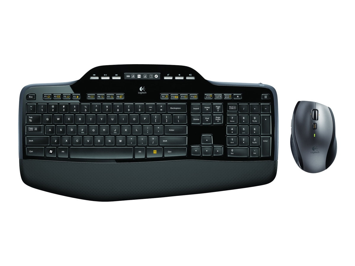 Logitech Wireless Desktop MK710, 920-002416