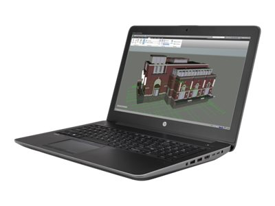 HP ZBook 15 G3 Core i7-6700HQ 2.6GHz 16GB 512GB ac BT FR WC 9C M2000M 15.6 FHD W7P64-W10P, V2W11UT#ABA, 31391403, Workstations - Mobile
