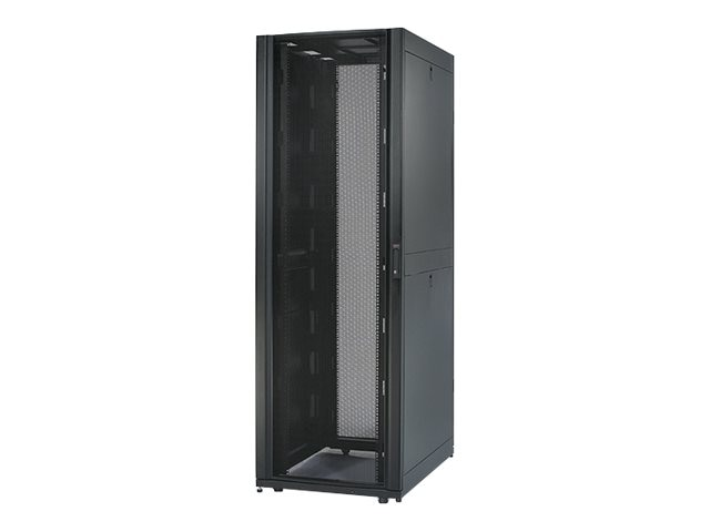 APC NetShelter SX 42U 750mm Wide x 1070mm Deep Enclosure with Sides, 1250 lbs. Shock Packaging, Black