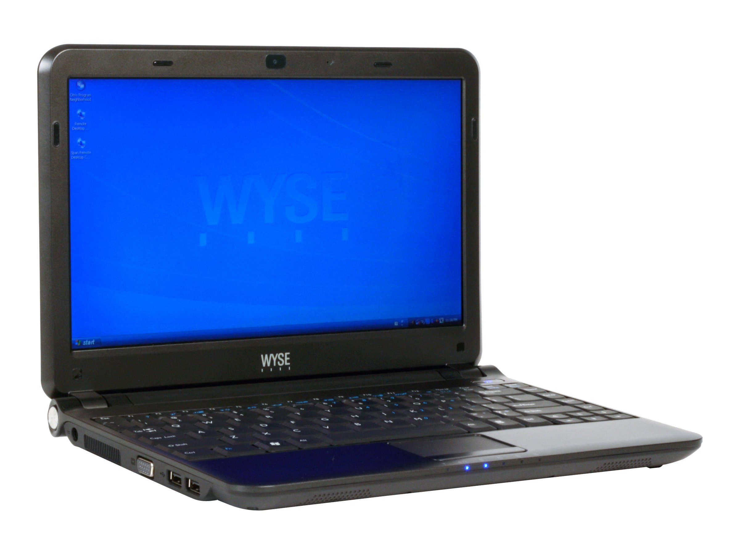 Wyse X90CW Mobile Thin Client 2GB Flash 1GB RAM 6C US 11.6, 909551-01L, 10778650, Thin Client Hardware