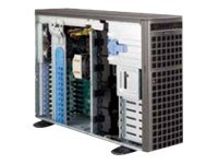 Supermicro Barebone, E5-2600 Series, Tower, GPU Ready, X9DRG-QF