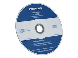 Panasonic Upgrade Kit with Geometry Manager Pro for PTDZ21K, ETUK20, 14862120, Projector Accessories