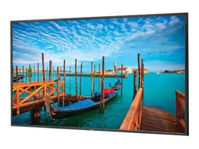 NEC 55 V552 Full HD LED-LCD Display with Integrated Digital Tuner, V552-AVT