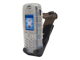 Zcover Dock-in-Case Rugged Silicone Case for Cisco 7925G 7925G-EX (Clear), CI925TSN, 30896098, Carrying Cases - Phones/PDAs